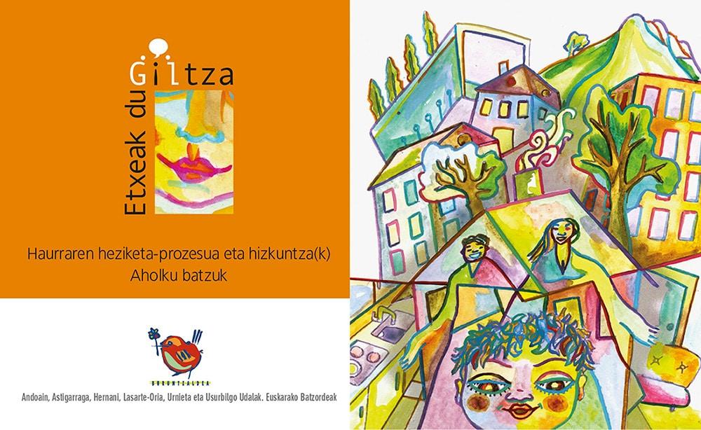 zirrimarra euskara ilustrazioa hizkuntza umeak