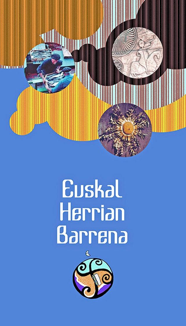 zirrimarra euskal herrian barrena diseinua biorrikoa